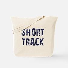 Short Track Tote Bag