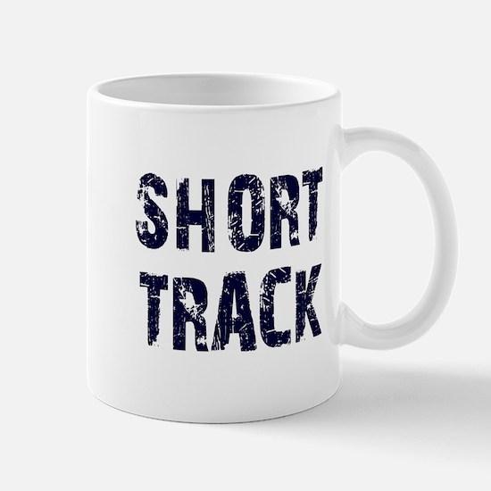 Short Track Mug