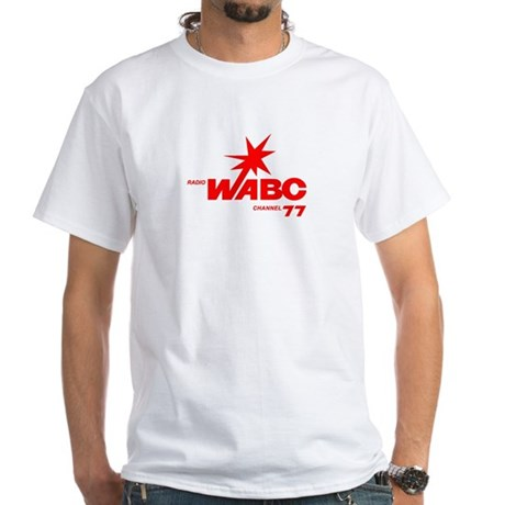 WABC New York 1961 - White T-Shirt