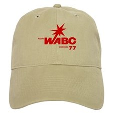 WABC New York 1961 - Baseball Baseball Cap
