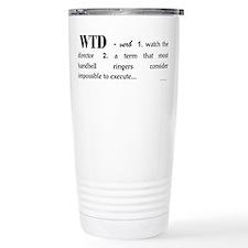 Watch the Director Travel Mug