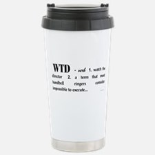 Watch the Director Travel Mug