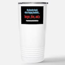 Cute Ringer Travel Mug