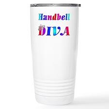 Handbell Diva Travel Mug