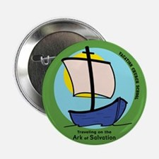 "Cute Greek orthodox 2.25"" Button (10 pack)"