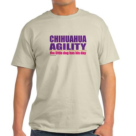 Chihuahua Agility Light T-Shirt