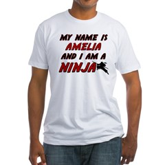 my name is amelia and i am a ninja Shirt