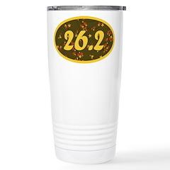 26.2 Pattern Travel Mug