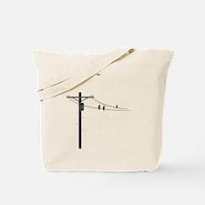 Cute Phone Tote Bag