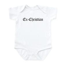 Ex-Christian Infant Bodysuit