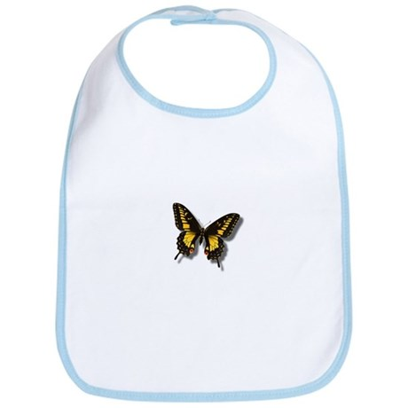 "Yellow ""Butterfly"" Bib"