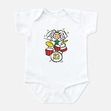 Trap Kit Girl Infant Bodysuit