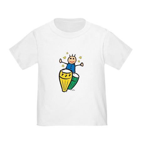 Conga Boy Toddler T-Shirt