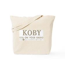 KOBY San Francisco 1958 -  Tote Bag