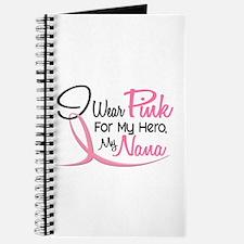 Pink For My Hero 3 NANA Journal