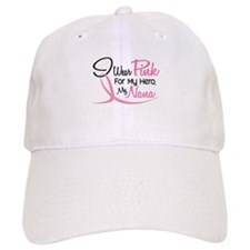 Pink For My Hero 3 NANA Baseball Cap