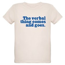 The Verbal Thing T-Shirt
