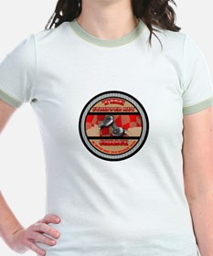 Stripped Nut Garage Clothing T