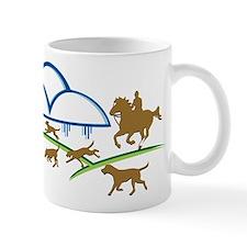 Cloudline Horse and Hound Mug