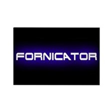 Fornicator Rectangle Magnet (10 pack)