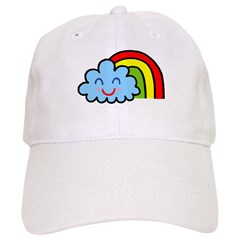 Happy Rainbow Baseball Cap