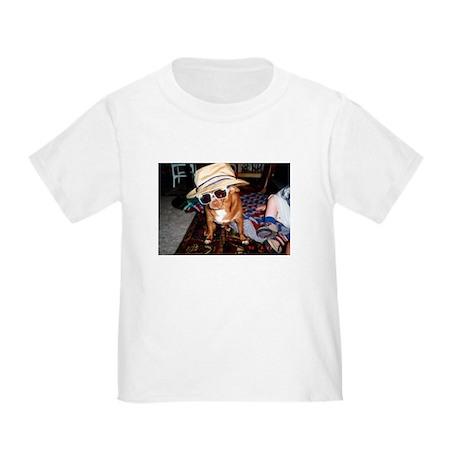 Chihuahua, Toddler T-Shirt