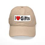 I Love Gifts Cap