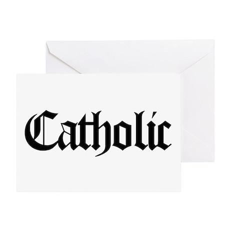 Catholic Greeting Card
