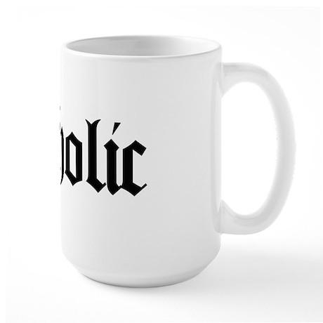 Catholic Large Mug