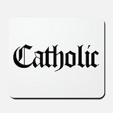 Catholic Mousepad