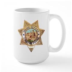 Stanton Police Mug