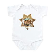 Stanton Police Infant Bodysuit