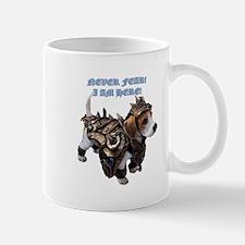 Never Fear Mug