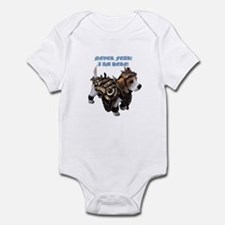 Never Fear Infant Bodysuit
