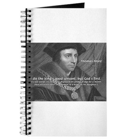 Thomas More Utopia Journal