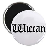 """Wiccan 2.25"""" Magnet (10 pack)"""