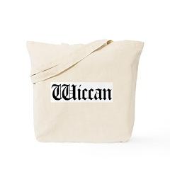 Wiccan Tote Bag