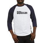Wiccan Baseball Jersey