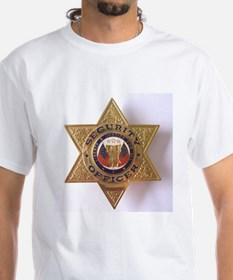 Security7StarBadge T-Shirt