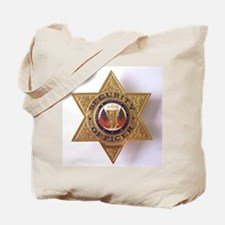 Unique Security officer Tote Bag