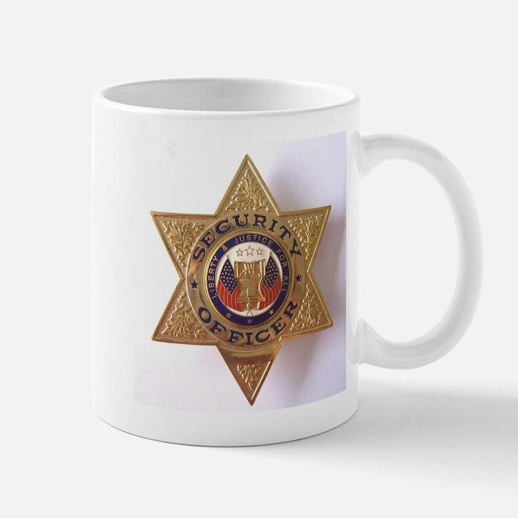 Mug Security Officer