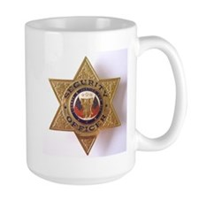 Security7StarBadge Mugs