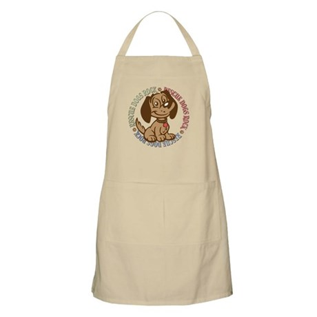 Rescue Dogs Rock 2 BBQ Apron