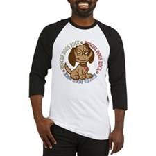 Rescue Dogs Rock 2 Baseball Jersey