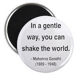 Gandhi 15 Magnet