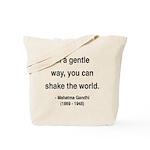 Gandhi 15 Tote Bag