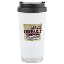 Alaska Travel Coffee Mug