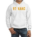 KAKC Tulsa 1971 - Hooded Sweatshirt