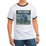 Fox Lover Ringer T