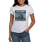 Fox Lover Women's T-Shirt